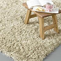 Ruffled rugs