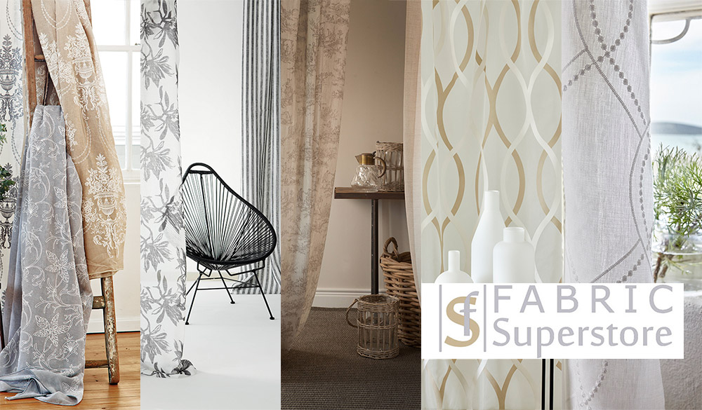 Home fabric super store for Curtain making service