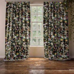 Flowerbomb-Velluto Warwick Fabrics-1